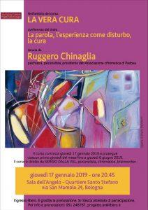 Bologna, La parola, l'esperienza come disturdo, la cura.