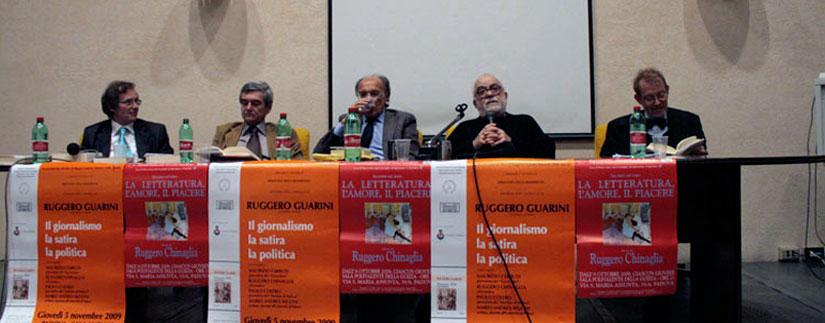 Ruggero Guarini a Padova